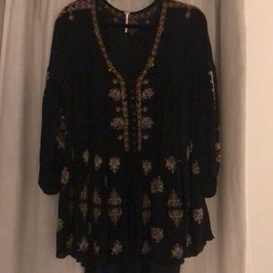 Brand new free people top without tags.
